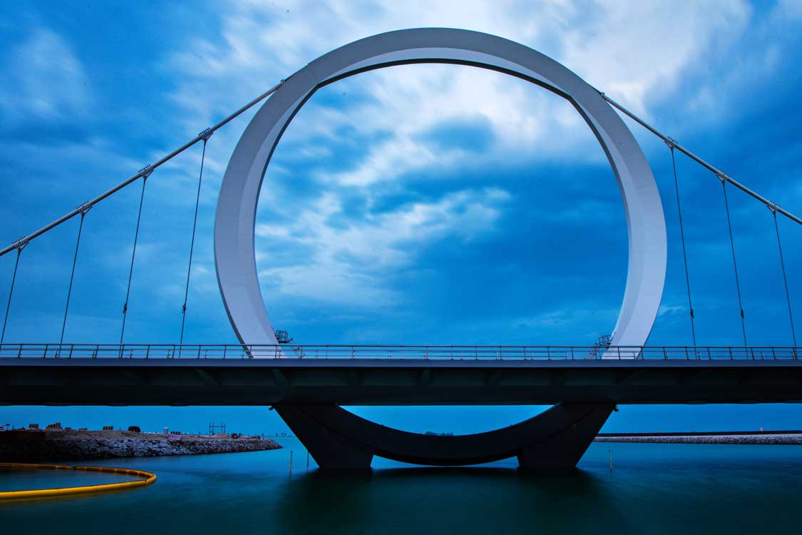 Qetaifan Bridge