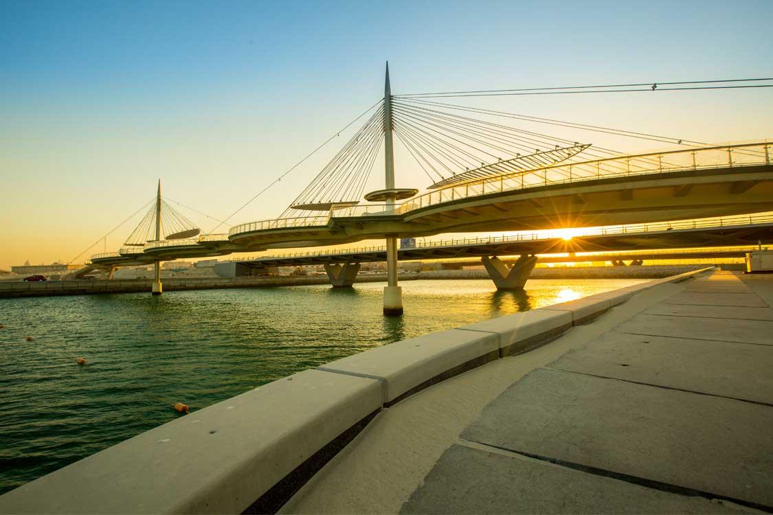 Glass Walking Bridge
